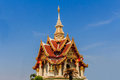 The city pillar shrine in udonthani thailand Stock Photography