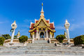 The city pillar shrine udonthani thailand Stock Photography
