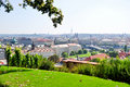 City of Prague Royalty Free Stock Photos