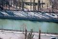 City river Royalty Free Stock Photo