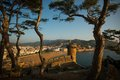 City of Tossa de Mar Royalty Free Stock Image