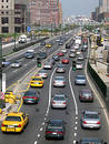 City Traffic Royalty Free Stock Photography