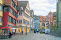 City Tuebingen Stock Image