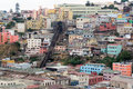 City valparaiso, Chile Royalty Free Stock Photo