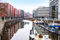 City view of Hamburg, Germany