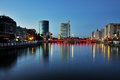 The city view in tainan Royalty Free Stock Photo