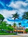 City Views from Downtown Delray