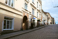 City of Vyborg Royalty Free Stock Images
