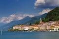 Cityscape Of Bellagio