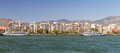 Cityscape of Karsiyaka Izmir Royalty Free Stock Photo