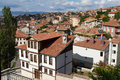 Cityscape of Kastamonu Royalty Free Stock Photography