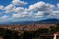 Cityscape landscape Florence, Firenze, Tuscany, Italy Royalty Free Stock Photo
