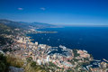 Cityscape of monaco french riviera Stock Photo