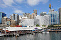 Cityscape of Sydney Royalty Free Stock Images