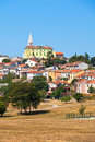Cityscape of Vrsar, Istria, Croatia Royalty Free Stock Photo