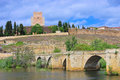 Ciudad Rodrigo Royalty Free Stock Photos
