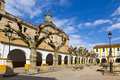 Ciudad Rodrigo, Spain Stock Photography