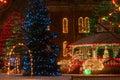 Civic Christmas Display
