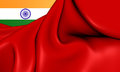 Civil Ensign of the India.