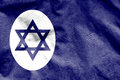 Civil Ensign of Israel.