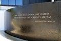 Civil Rights Memorial Royalty Free Stock Photo