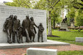 Civil Rights Monument Historic Capitol Square Royalty Free Stock Photo