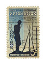 Civil War Centennial of Appomattox Stamp Royalty Free Stock Image