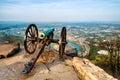 Civil War Era Cannon Overlooki...