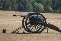 Civil War era Cannon Royalty Free Stock Photo
