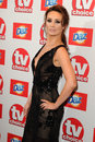 Claire cooper arriving at the tv choice awards held at the dorchester london picture by steve vas featureflash Royalty Free Stock Photos