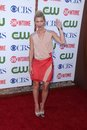 Claire danes at the cbs the cw and showtime tca party the pagoda beverly hills ca Royalty Free Stock Image