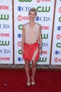 Claire danes clair danes at the cbs the cw and showtime tca party the pagoda beverly hills ca Royalty Free Stock Photos