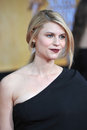 Claire danes at the th annual screen actors guild awards at the shrine auditorium los angeles january los angeles ca picture paul Royalty Free Stock Photos