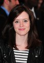 Claire foy arrives uk premiere water elephants westfield london rd may picture simon burchell featureflash Stock Images