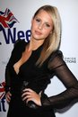 Claire Holt at the Official Launch of BritWeek, Private Location, Los Angeles, CA 04-24-12 Royalty Free Stock Images