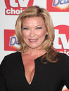 Claire king arriving for the tvchoice awards at the dorchester hotel london picture by alexandra glen featureflash Royalty Free Stock Images