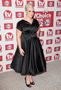 Claire richards arriving for the tvchoice awards at the dorchester hotel london picture by alexandra glen featureflash Stock Image