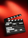 Clapper board Royalty Free Stock Photography