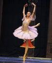 Clara ballet tableau the ballet nutcracker ukraine kiev theatre dancers perform in nanchang in december in jiangxi province art Royalty Free Stock Images