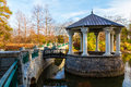 Clara Meer Gazebo in Piedmont Park, Atlanta, USA Royalty Free Stock Photo