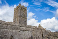 Clare Abbey Royalty Free Stock Photo
