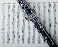 Clarinet Royalty Free Stock Image