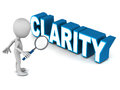 Clarity Royalty Free Stock Photo