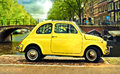 FIAT 500 Royalty Free Stock Photo