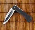 Clasp knife Royalty Free Stock Photos
