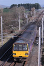 Class 144 Pacer Diesel Multiple Unit Royalty Free Stock Photography