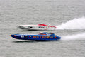 The Class 1 H2O racing Royalty Free Stock Photo