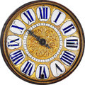 Classic Antique Clock Royalty Free Stock Photo