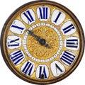 Classic Antique Clock Royalty Free Stock Photo