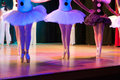 Classic ballet dancers Royalty Free Stock Photo